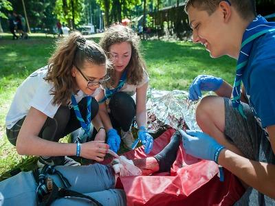 Přes 1000 holek a kluků v Libereckém kraji je na skautských táborech