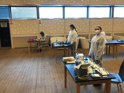 Testy bez objednání jsou v Jablonci možné na Střelnici