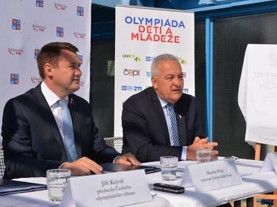 Do Olympiády dětí a mládeže se zapojí Liberec, Jablonec i Bedřichov