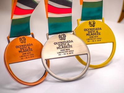 Olympiáda dětí a mládeže se blíží. Liberecký kraj je připraven