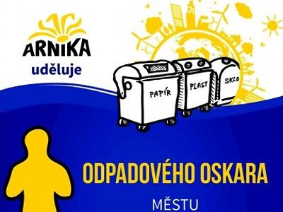 Odpadového Oskara 2019 mají Dalešice, Malá Skála a Jablonec