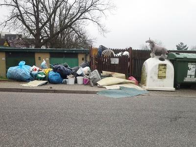 Ambulantní svoz nebezpečného odpadu je v plánu 30. května
