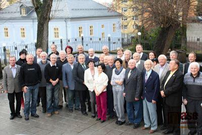 Olympijští veteráni z regionu měli setkání v jabloneckém hotelu