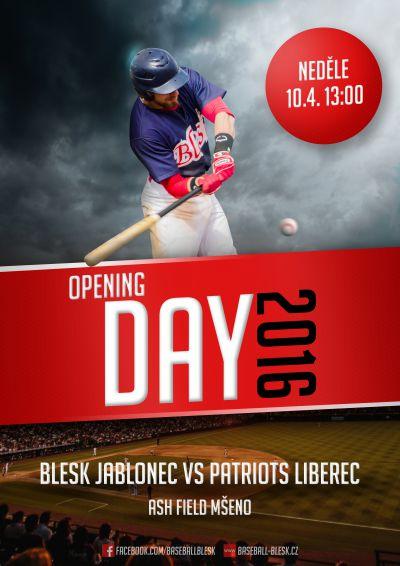Jablonecký baseball zahajuje sezonu