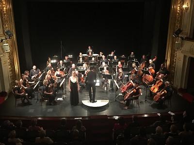 Severočeská filharmonie ukázala v Jablonci Operní gala