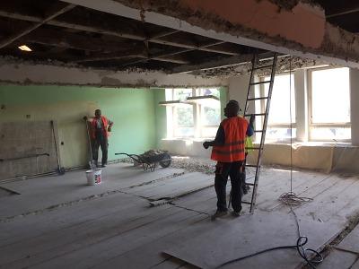 Jablonecké školy a školky se opravují ve velkém