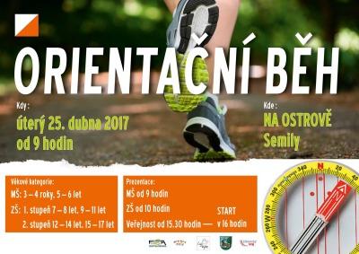 Děti i veřejnost prověří orientační běhy v Semilech a Železném Brodě