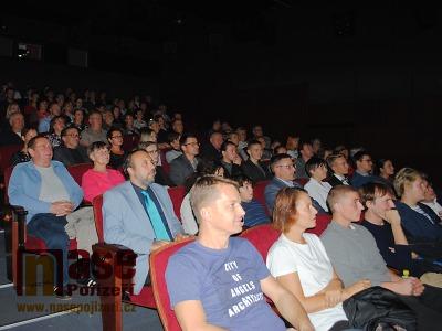 Filmem Všechno bude otevřeli zrekonstruované lomnické kino