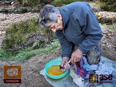 V Jizerkách vytírali siveny