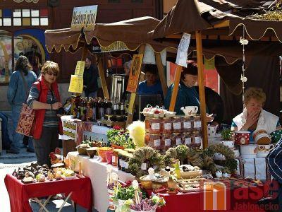 Obrazem: Velikonoční trhy v Jablonci