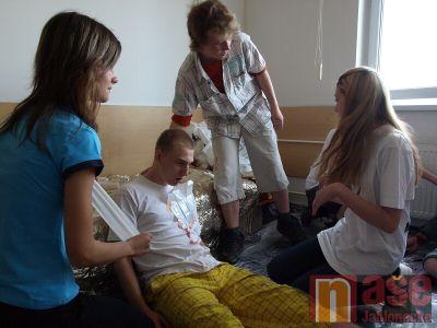 Obrazem: Hlídky mladých zdravotníků 2011