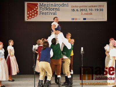 Obrazem: Mezinárodní folklorní festival