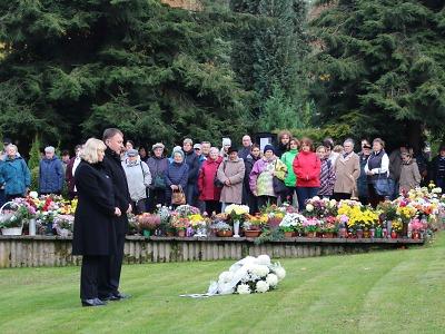 Jablonecké hřbitovy se chystají na Památku zesnulých