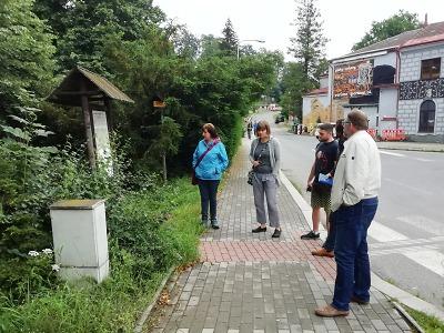 Park v Jabloneckých Pasekách se dočká své revitalizace