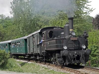 Parní vlak pojede z Turnova na slavnosti do Rychnova