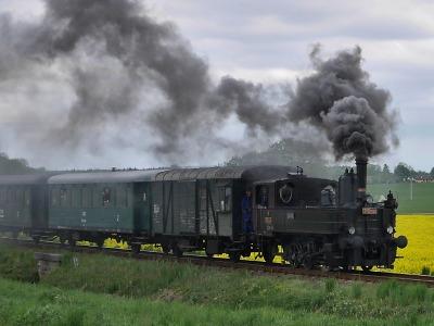 Na Krajské dožínky do Bílého Kostela pojede z Turnova parní vlak
