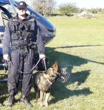 Mladou ženu hledanou u Železného Brodu vypátral policejní psovod