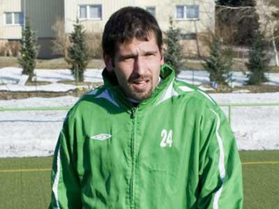 Kapitán Petr Pavlík před startem jarní části ligy