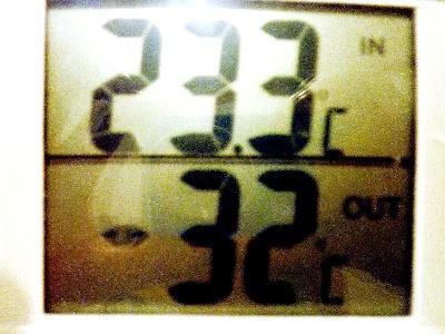 Na Jizerce je mínus 32 stupňů Celsia