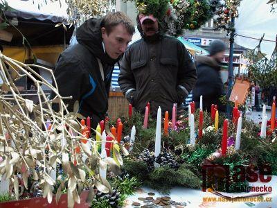 Program Vánočních slavností 2013 v Jablonci nad Nisou