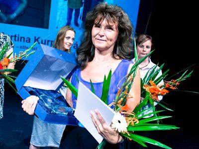 Cenu veřejnosti získala pečovatelka Martina Kurpitová