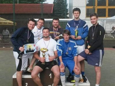 První ročník turnaje O Pelechovský pohár vyhrál tým SK Brod