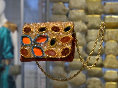 Výstava Perličkové kabelky je prodloužena do začátku března