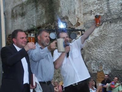 Frýdlantský Albrecht má za sebou úspěšné první pivní slavnosti
