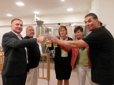 Pivovar Rezek v Zásadě odstartoval oficiálně provoz