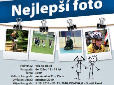 Vikýř pořádá fotosoutěž pro děti
