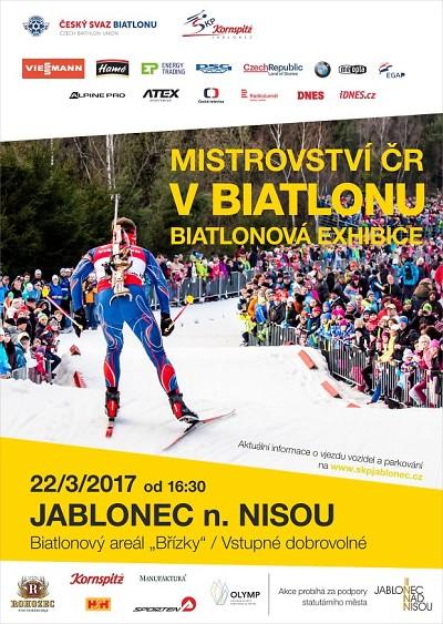 V Břízkách připravují jako vyvrcholení sezony opět biatlonovou exhibici