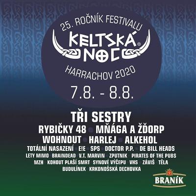 V Harrachově se koná již 25. ročník festivalu Keltská noc