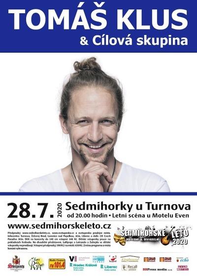 Písničkář Tomáš Klus se vrací na Sedmihorské léto