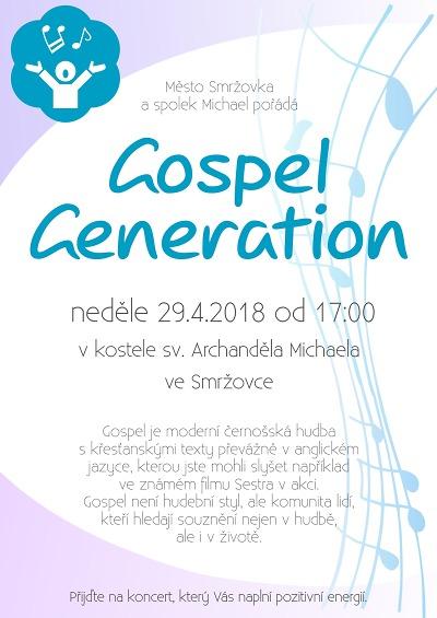 Gospelové písně zazní ve smržovském kostele