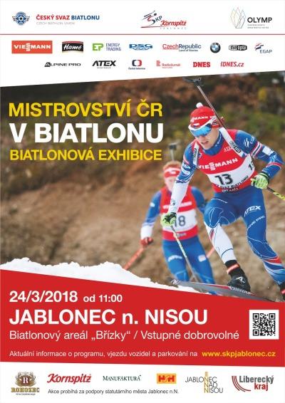 Na biatlonovou exhibici do Břízek se opět dostanete autobusem