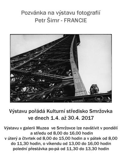 Poznejte Francii z fotografií Petra Šimra