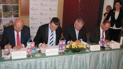 Tři české kraje podepsaly se Saskem dohodu o zásazích záchranářů