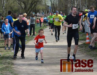 Na přehradě v pohodě běhalo téměř 800 závodníků