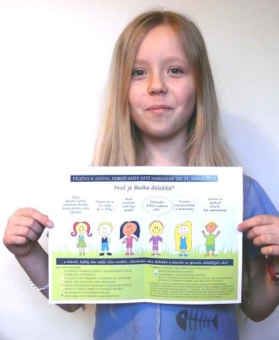 Jablonecký magistrát zve děti k zápisu do mateřských škol