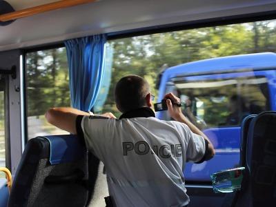 Krajští policisté se zaměřili na kontrolu vozidel v provozu