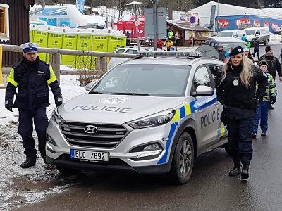 Na Jizerskou padesátku se připravují i policisté