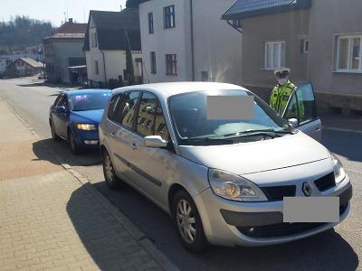 Na začátku dubna policisté na Jablonecku zaznamenali 42 rychlých jízd