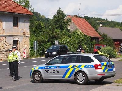 Při krajské akci Tispol policisté zkontrolovali 340 vozidel