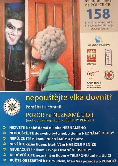 Policisté varují před podvodníky, kteří opět útočí i v Libereckém kraji