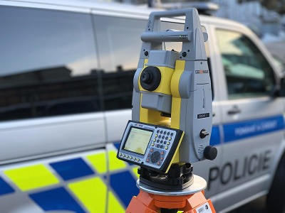 Robotizované stanice nově pomáhají dopravním policistům v kraji
