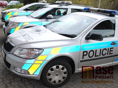 Kriminalisté dopadli v Tanvaldě zloděje, který se na útěku i brodil řekou