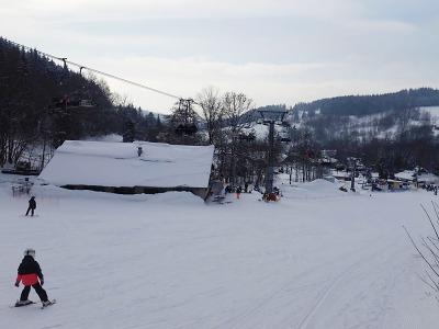 Policie hledá svědky srážky dvou lyžařek ve skiareálu Benecko