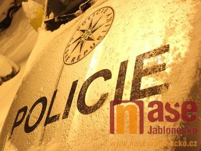 Policisté zadrželi zloděje v Lučanech na místě činu