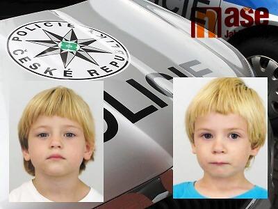 Policie žádá o pomoc při pátrání po dvojčatech ze Železného Brodu