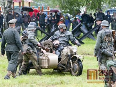 V Plavech budou opět operovat české a německé vojenské jednotky